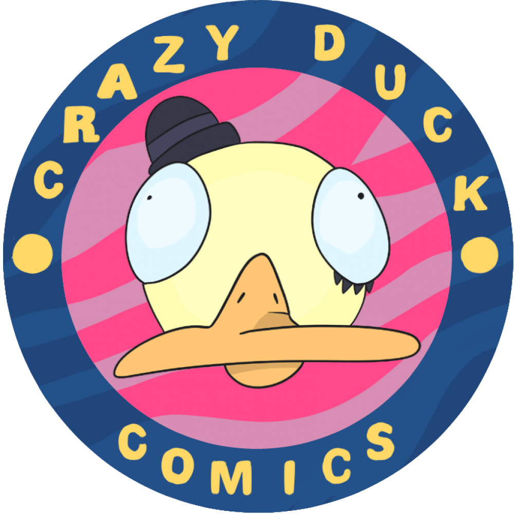Crazy Duck Comics
